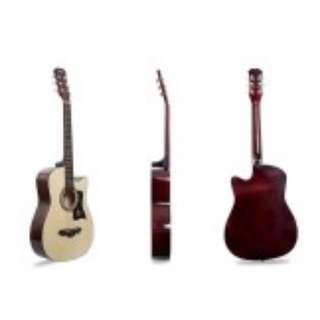 #32 Davis Acoustic Guitar Free Guitar Bag