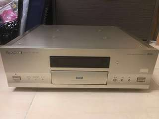 日本Pioneer先鋒DV-S9旗艦DVD/CD機 DAC