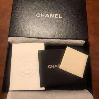 Chanel經典銀包(全齊),價錢反映新舊