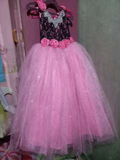 Gown for 7 yrs old