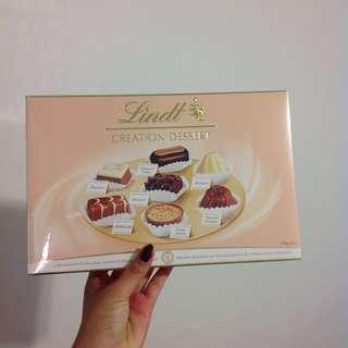 Lindt Chocolate Box