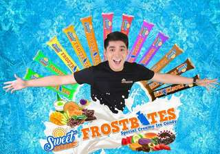 Frostbites Creamy Ice Candy