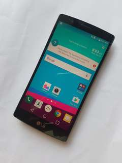 LG G4.model f500sm 32gb.90%new