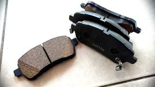 Ford Fiesta Brake Pad