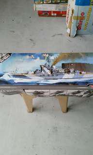 HMS Warspite 1/350 Academy