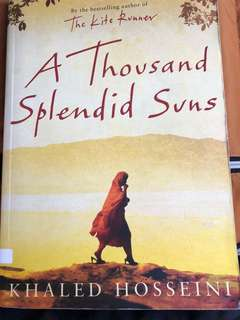 A Thousand of Splendid Sound