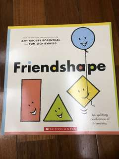 Friendshape by Amy Krouse