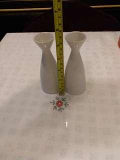 民國初期酒壺2个