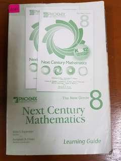 Grade 8 Next Century Mathematics Learning Guide