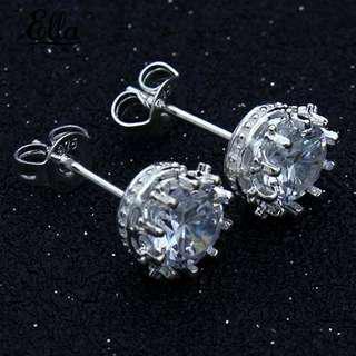 925 sterling silver earring