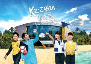 ^Kidzania Singapore E Ticket^