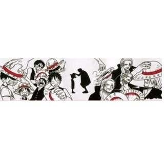 【航海王 一番賞 F賞 大海賊 紅髮傑克 魯夫 經典畫面 日版 毛巾】海賊王 浴巾 手巾 Shanks 草帽 Luffy