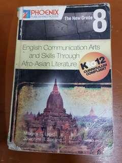 Grade 8 English Communication Arts and Skills