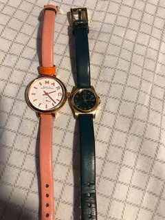 Marc Jacobs watches.