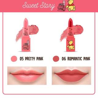 🚚 NEW STOCK! LIMITED ED WINNIE THE POOH LIPSTICK