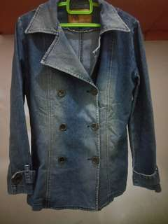 Denim Jacket / Blazer