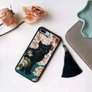 日本直送!日本傳統布藝handmade phone case