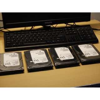Seagate Desktop HDD ST500DM002 500GB 16MB Cache SATA 6.0