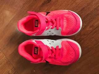Nike Flex Toddler Shoes