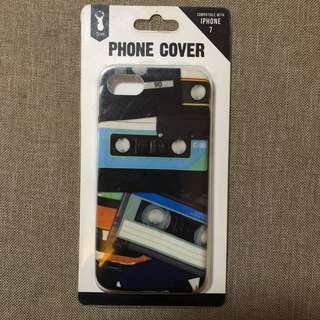 Typo Cassette (iPhone 7 8 case)