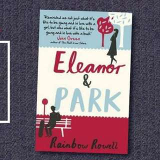 BRAND NEW Eleanor & Park by Rainbow Rowell