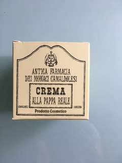The famous Camaldolesi Cream from Florence