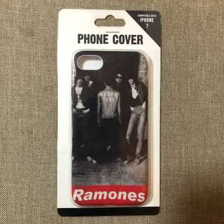 Ramones x Typo (iPhone 7 8 case)