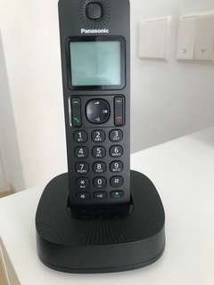 Panasonic 室內無線電話 cordless home phone