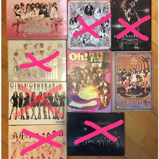 少女時代 CD SNSD Girls' Generation  kpop
