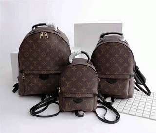 LV Backpack *Authentic Quality