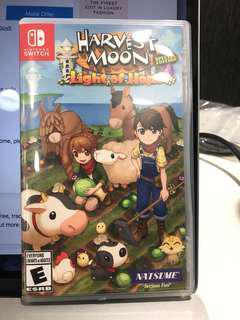 WTS/WTT Harvest Moon Nintendo Switch
