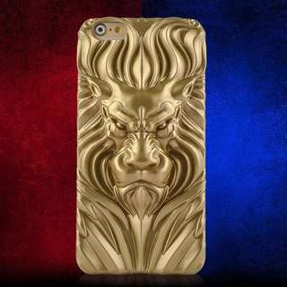 日本直送!日本限定World of Warcraft魔獸 3D iPhone case