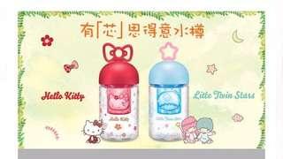 7-11 Hello Kitty有「芯」思得意水樽