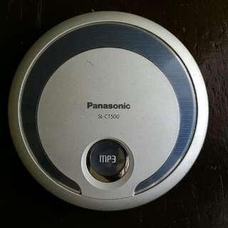 Panasonic CD Player Discman