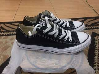 Converse black white Low CT