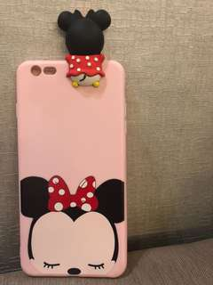 Casing Minnie Mouse iPhone 6s+