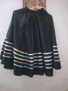 小女童 半身裙 九成新