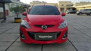 Mazda2 RZ 1.5 at / HB / 2012 / 1.9 jt x 4 th