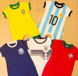 《實物拍攝,現貨有售》世界盃BB波衫 ⚽️