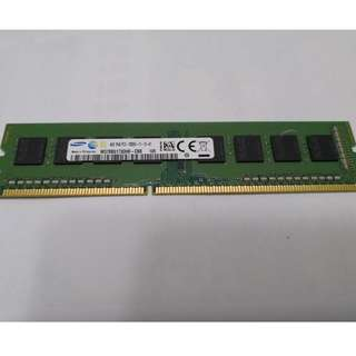 Samsung DDR3 PC3-12800U-11-13-A1 1600MHZ 4GB desktop RAM