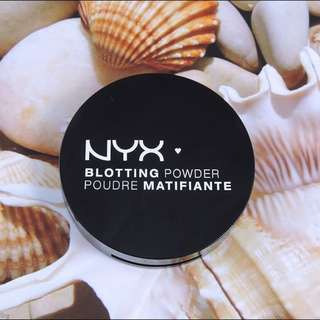 NYX blotting powder poudre matifiante