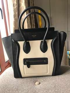Not authentic Céline Mini Luggage