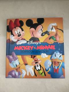 BN Disney's Mickey and Minnie storybook collection