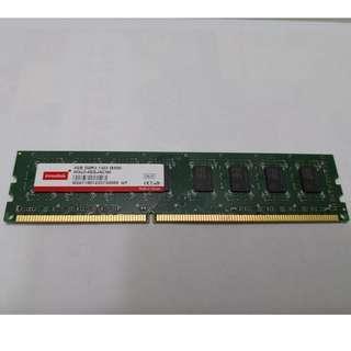 Innodisk DDR3 1333 4GB desktop RAM