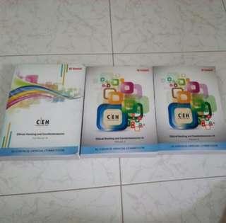 CEH textbook