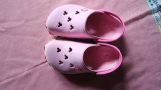 Crocs special edition micky mouse in pink