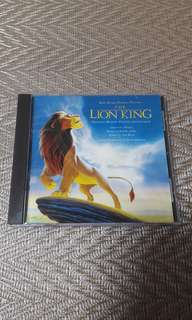 OST Disney's The Lion King (1994 cd)