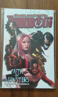 Thunderbolts : Faith In Monsters TPB