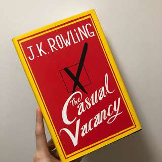 🚚 The Casual Vacancy by JK Rowling
