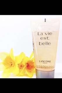 🚚 🆕Lancome 50ml Shower Gel (La Vie Est Belle) #idotrades